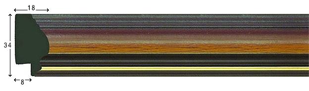 К 34S01 Профили от полистирен