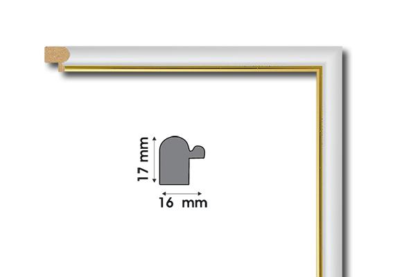 A 1615 Polystyrene frames
