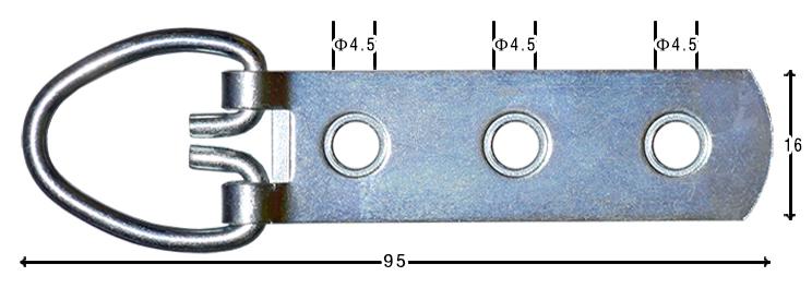 Закачалки за рамки №8 Консумативи