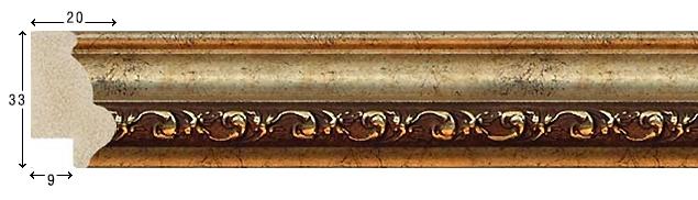 S 3301 Профили от полистирен