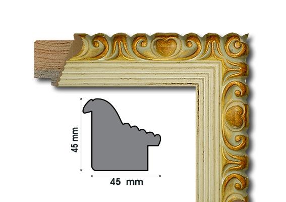 Е 4545-5 Рамки от дърво