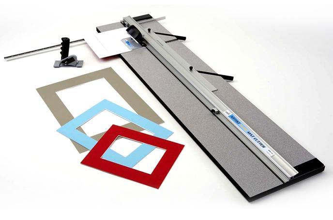 Машина за рязане на паспарту - Logan 450-1 Artist Elite 101 cm Машини и инструменти