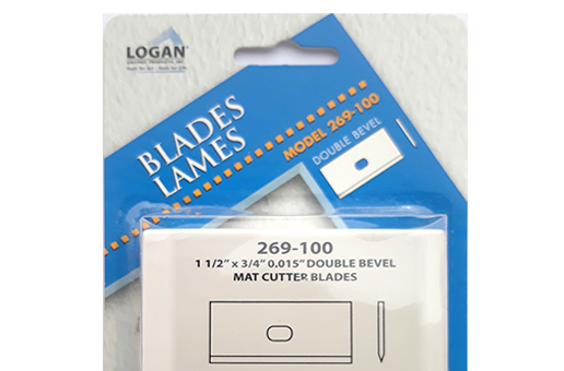 Blades  Logan № 269 Supplies