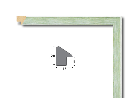 E 1630 Рамки от дърво
