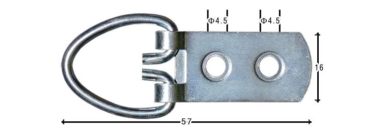 Закачалки за рамки №7 Консумативи