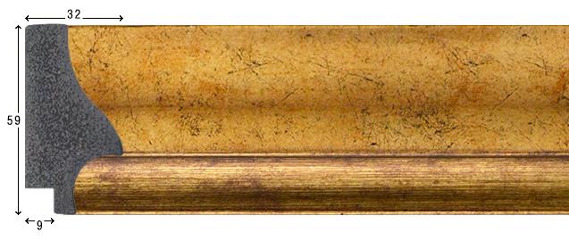 А 5932-1 Профили от полистирен