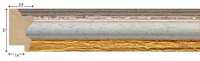 E 3722-3 Wooden mouldings