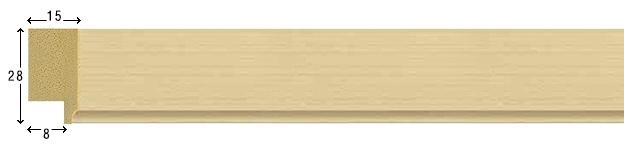 E 0283 Matboard - wood