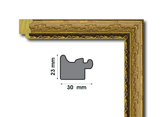 F 3023-1 Рамки от полистирен