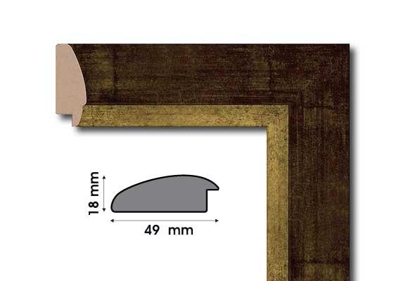 А 4913 Рамки от полистирен