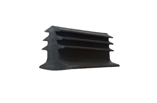 Гумено уплътнение за алуминиева рамка Профили от алуминий