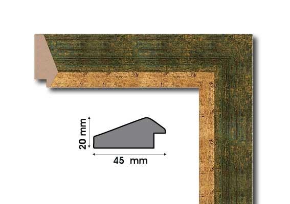 А 4510 Рамки от полистирен