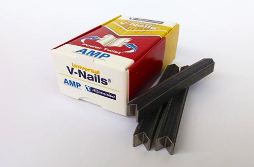 V-nails type UNI 10.3 Supplies