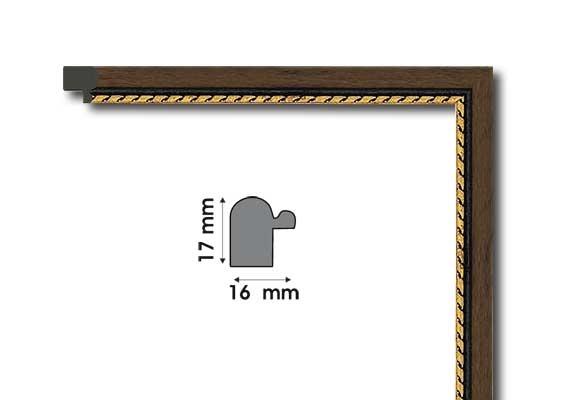 А 1601 Рамки от полистирен