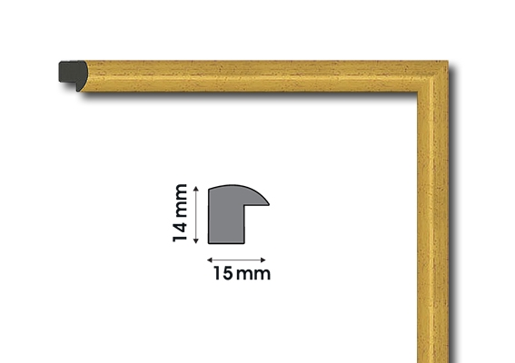 A 1401 Polystyrene frames