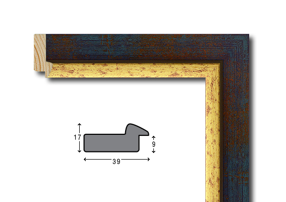 Е 3917-8 Рамки от дърво