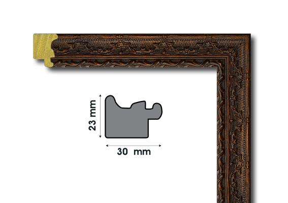 F 3023-2 Рамки от полистирен