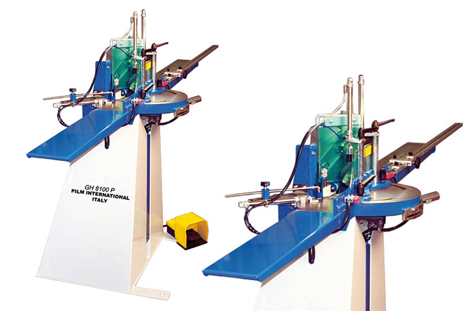 Guillotine - GH 8100P Machines and tools