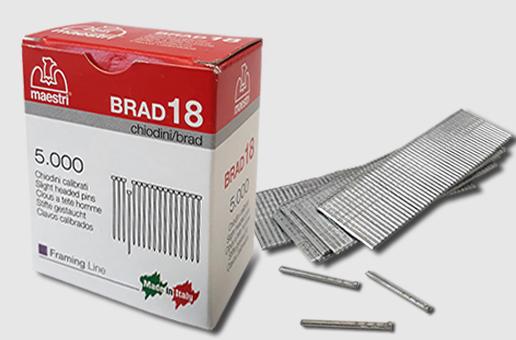 Rigid Brads Supplies
