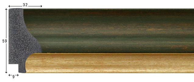 А 5932-3 Профили от полистирен