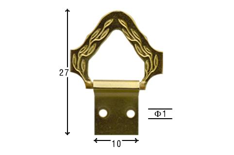 Закачалки за рамки №62 Консумативи