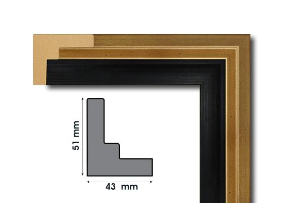 А 4351-1 Рамки от полистирен