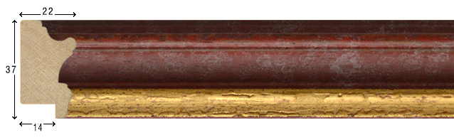 E 3722-2 Wooden mouldings