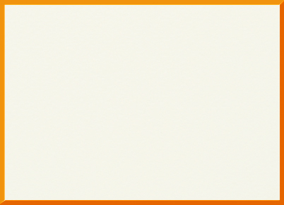 2030 оранжева основа Паспарту от картон