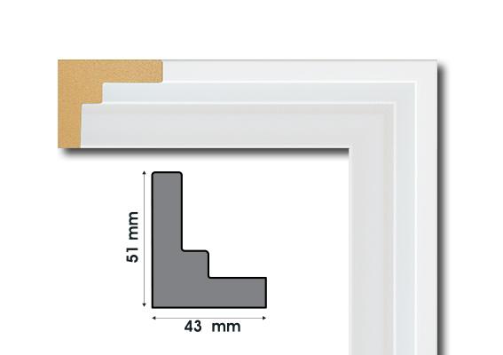 А 4351-5 Рамки от полистирен