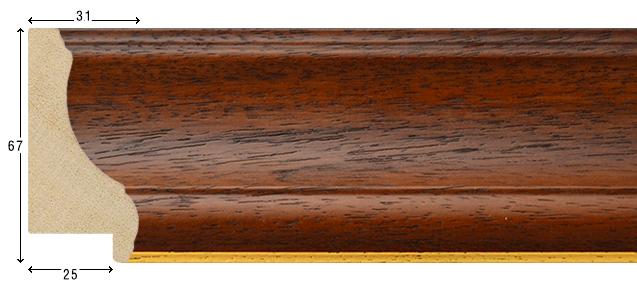 Е 6731-1 Профили от дърво