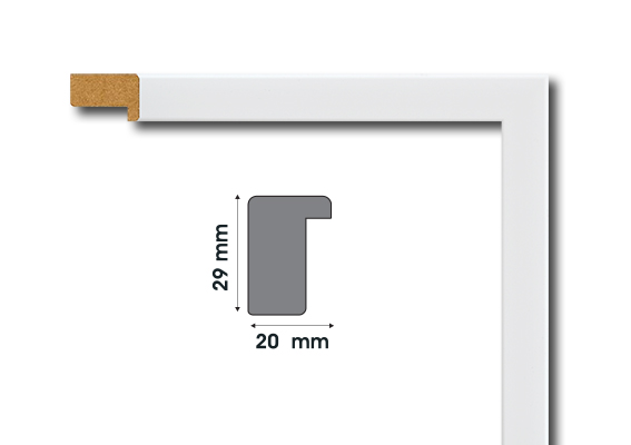 A 2013 Polystyrene frames
