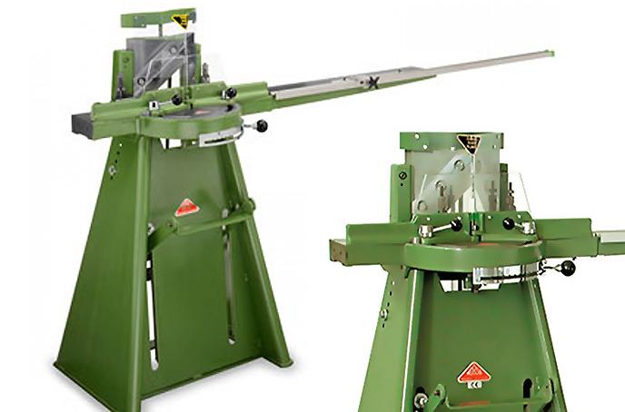 Guillotine - Morso-F Machines and tools