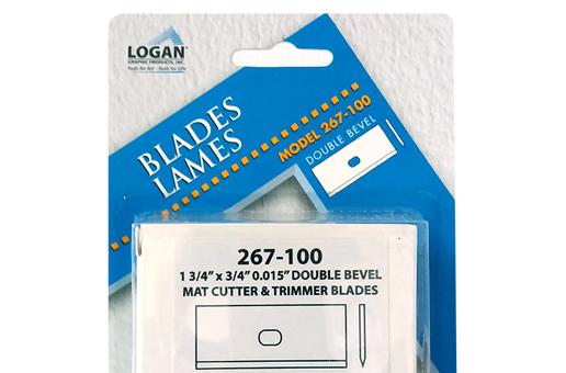 Blades for Logan № 267 Supplies