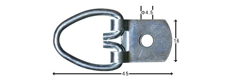 Закачалки за рамки №6 Консумативи