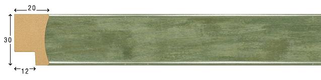 А 3020-5 Профили от полистирен