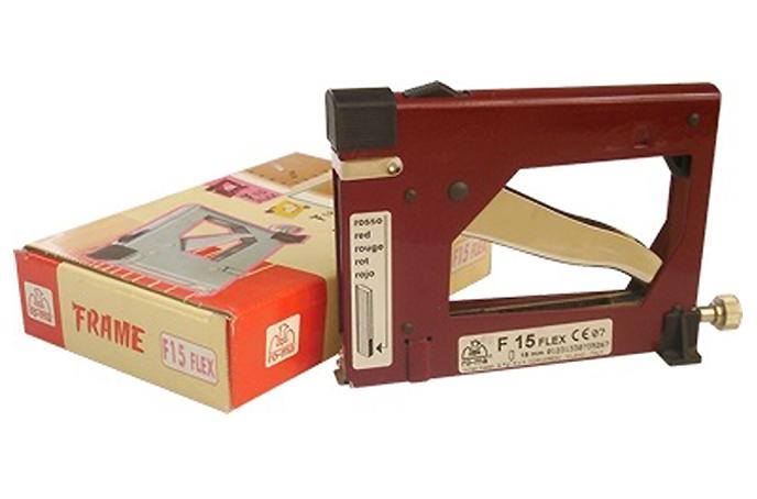 Tab Gun - F15 Flex Machines and tools