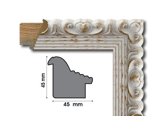 Е 4545-3 Рамки от дърво