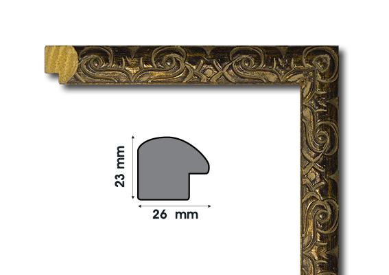 S 2623-1 Рамки от полистирен