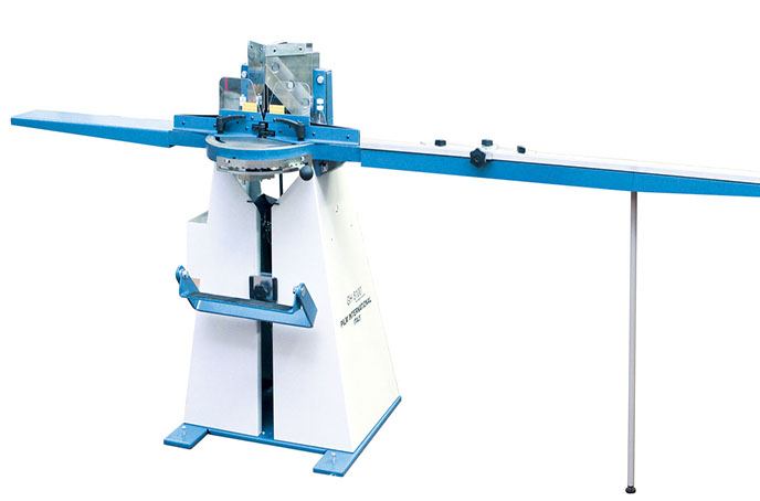 Guillotine - GH 8100 Machines and tools