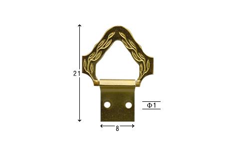 Закачалки за рамки №61 Консумативи