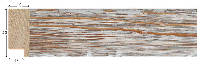 Е 4319-1 Профили от дърво