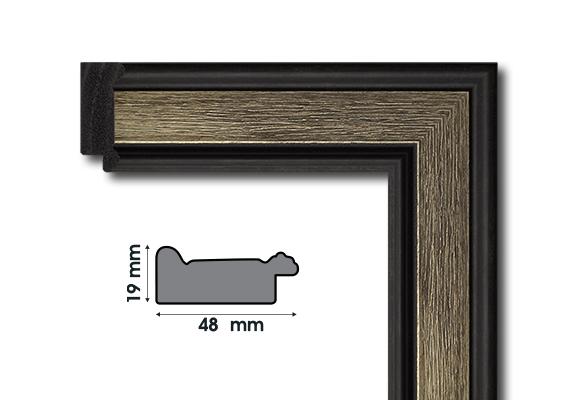 F 4819-3 Рамки от полистирен